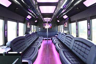 Limo Bus Service South Jersey